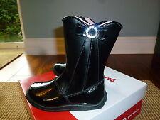 NEW Garvalin Little Girls Boots Size 26 (US 10) Run smaller, will fit size 9
