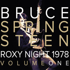 "Bruce Springsteen : Roxy Night 1978 - Volume One VINYL 12"" Album 2 discs (2015)"