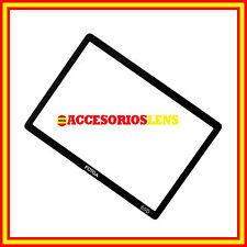 PROTECTOR DE PANTALLA  PARA CANON EOS 60D DSLR ,FABRICADO EN CRISTAL OPTICO  LCD