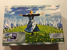 The Sound of Music 45th Anniversary Limited Edition Blu-Ray DVD Complete Great!