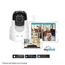 D-Link Wireless N Pan/Tilt/Zoom Cloud Camera Security Remote Monitoring DCS-5222