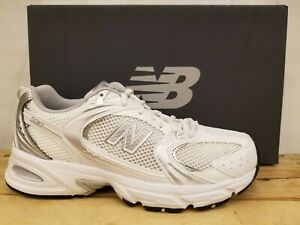 New Balance 530 White/Silver Running And Jogging Shoes for Women