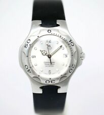 Tag Heuer WL5110 Silver Dial Stainless Steel Rubber 200m Automatic Women's Watch