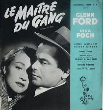 DP Le maître du gang (1949) The Undercover Man Joseph H. Lewis Film-noir Polar