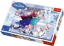 Disney Reine Des Neiges La Reine Des Neiges Puzzle 160 Pièces Anna Elsa Olaf