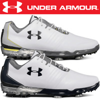 UNDER ARMOUR MATCH PLAY WATERPROOF Clarino® LEATHER GOLF SHOES @ 40% OFF RRP