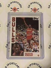 🔥1992-93 Topps Archives Michael Jordan #52 1984-85🔥