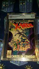 The Uncanny X-Men 120 - CBCS 5.5 - 1st Alpha Flight