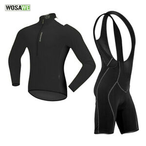 Bicycle Jerseys Maillot Ropa Ciclismo Cycling Set Mountain Bike Breathable