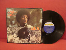 MICHEAL JACKSON BEN ORIGINAL MOTOWN RAT COVER LP