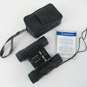 Praktica CN 12x25 Compact Spotting Binoculars Multi-Coated Germany