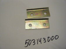 NEW BOMBADIER SKIDOO STOPPERS  PART NUMBER 503143000  YOU GET 2 STOPPERS