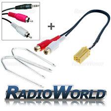 FIAT GRANDE PUNTO AUX-IN Input Adattatore Per iPod/MP3 AUX A 3.5 mm Kit Spina Jack