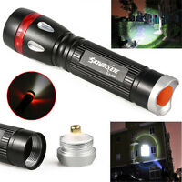 3000 Lumens 3 Modes XML T6 LED 18650 Flashlight Torch Lamp Light Outdoor