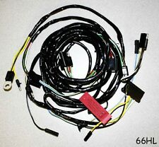NEW! 1966 Ford Mustang Firewall to Headlight Wire Loom Harness Made in USA
