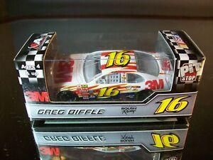 Greg Biffle #16 3M 2007 Ford Fusion 1:64 Motorsports Authentics