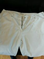 White George Casual Three Quarter Length Trousers Worn Once