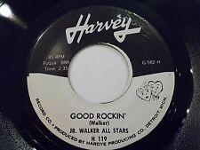 Jr. Walker All Stars Good Rockin' / Brainwasher Pt. 2 45 1963 Vinyl Record