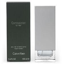 CONTRADICTION FOR MEN de CALVIN KLEIN - Colonia / Perfume 100 mL - Hombre / Uomo