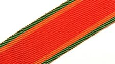 The Africa Service Medal (1939-45) Full-Size WW2 Military Medal Ribbon (15cm)