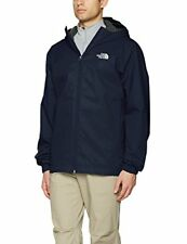 The North Face Homme Quest Logo Jacket Bleu Medium