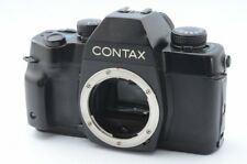 Contax ST 35mm SLR Film Camera Body Only From Japan #806