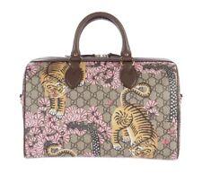 Gucci Supreme Bengal Boston Bag