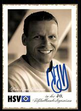 Nico Jan Hoogma Autogrammkarte Hamburger SV 2002-03 Original Signiert+A 96450