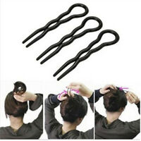 3X Favorite Magic Simple fast Spiral Hair Braid Twist Styling Tool Clip pin C**