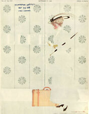 Life Coles Phillips Fade-Away J J GOULD James Montgomery Flagg F G COOPER 1908