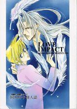 Final Fantasy 7 Vii doujinshi Sephiroth x Cloud Love Im