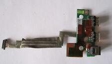 Toshiba Satellite A300D-13G Scheda Usb + cavo (USB Card) 34BD3UB0000 D3F