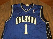 Tracy McGrady 1 XL Orlando Magic Jersey NBA Reebok
