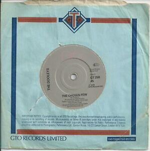 """The Dooleys - The Chosen Few 7"""" Vinyl Single 1979"""