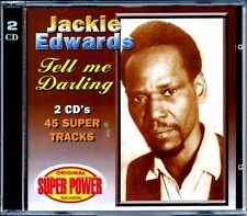 SEALED NEW CD Jackie Edwards - Tell Me Darling