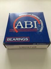 ABI Bearings LM29749 Differential Bearing