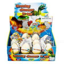 Crecimiento Mágico huevo de dinosaurio eclosión criatura Agua Mascota Niños Juguete Niños Regalo Niño
