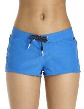 BNWT BENCH ARYANA LADIES LUXURY BLUE BOARDSHORTS BOARD SHORTS SURF BEACH LARGE
