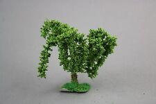 V814 FR maquette Ho train diorama Ref 8635 2 ex arbre saule 90 mm tronc bois