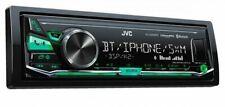 JVC KD-X340BTS Digital Media Receiver w/ Bluetooth, USB/AUX, SiriusXM Ready