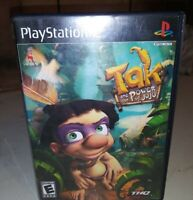 Tak and the Power of Juju Sony PlayStation 2 disc only