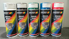 MOTIP VHT GREEN HEAT RESISTANT ENGINE SPRAY PAINT 150oC 400ML (04095)