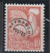 FRANCE PREOBLITERE N° 121  Neuf xx  TTB  - Cote 11 €