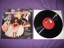 "Rossini- Respighi La Boutique Fantasque - Eugene Goosens BLP1104 10"" Vinyl"