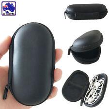 2pcs Headset Keys Case Bag Storage Box Headphone Earphone Carry HGAT57305x2