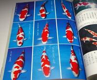 Nisikigoi Japanese book from Japan Colored carp Nishikigoi #0996