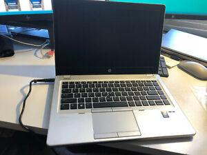 HP EliteBook Folio 9480m / Intel i7 - 16GB 480GB SSD