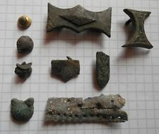VIKING Period 8 Bronze patches (linings)