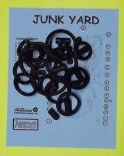 1996 Williams Junk Yard pinball rubber ring kit