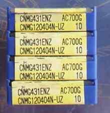 10Pcs New Sumitomo CNC blade CNMG120404N-UZ AC700G CNMG431ENZ